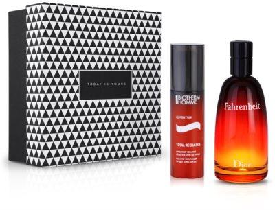 Notino Prísľub vášne zmyselná vôňa pre charizmatického muža + povzbudzujúca hydratačná starostlivosť pre unavenú pleť