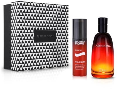 Notino Обіцянка пристрасті чуттєвий аромат для харизматичного чоловіка + енергетичний зволожуючий догляд для втомленої шкіри