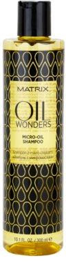 Notino Puterea uleiurilor naturale Set cadou Matrix pentru toate tipurile de păr 2