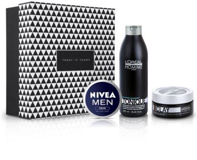 Notino Tradycja działa odżywcza pielęgnacja włosów oraz skóry dla mężczyzn