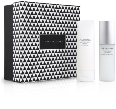 Notino Воден допинг Специален подаръчен комплект подхранваща грижа на Shiseido за мъже