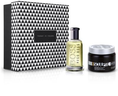 Notino Combinație câștigătoare parfumuri clasice pentru bărbați moderni + produse de styling excepționale