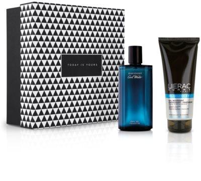 Notino Wodospad świeżości orzeźwiający zapach pełen kontrastów dla prawdziwego mężczyzny + żel pod prysznic dla mężczyzn