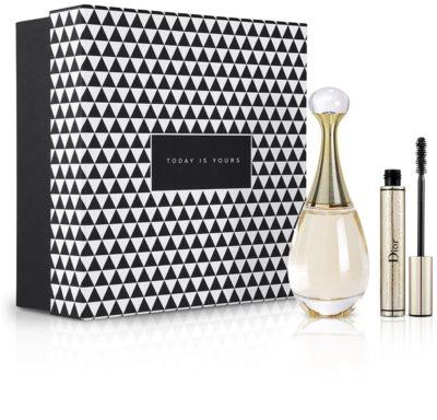 Notino Dior a főszerepben modern, időn túli illat + szempillaspirál a dús és tökéletesen sűrű pillákért