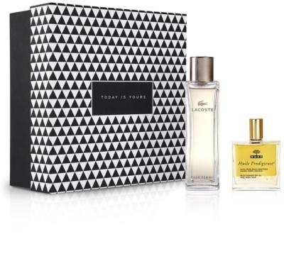 Notino Zákon príťažlivosti príťažlivá vôňa pre modernú ženu + prírodný multifunkčný suchý olej na vlasy i pleť