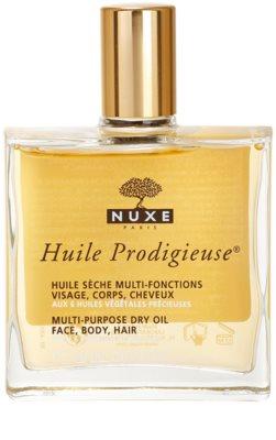 Notino A poder da atração fragrância sedutora paramulheres modernas + óleo seconatural multifunções para cabelo e pele 3
