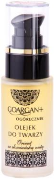 Nova Kosmetyki GoArgan+ Borage kisimító és erősítő olaj az arcra