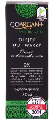 Nova Kosmetyki GoArgan+ Borage aceite facial con efecto alisante y reafirmante 3