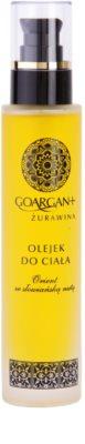 Nova Kosmetyki GoArgan+ Cranberry regenerierendes Öl für trockene und gereitzte Haut