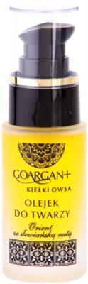 Nova Kosmetyki GoArgan+ Oat Sprouts ulei hidratant pentru piele uscata si iritata