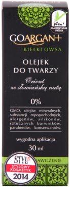 Nova Kosmetyki GoArgan+ Oat Sprouts hidratáló olaj a száraz és irritált bőrre 3