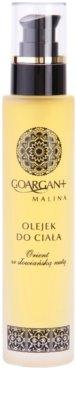 Nova Kosmetyki GoArgan+ Raspberry aceite corporal nutrición e hidratación
