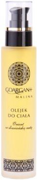 Nova Kosmetyki GoArgan+ Raspberry Körperöl zum nähren und Feuchtigkeit spenden