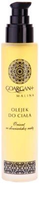 Nova Kosmetyki GoArgan+ Raspberry Körperöl zum nähren und Feuchtigkeit spenden 1