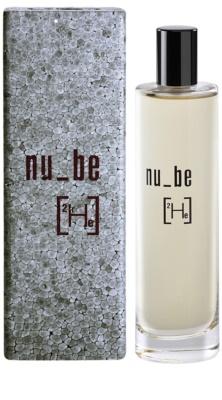 Nu_Be Helium Eau de Parfum unissexo