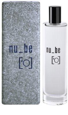 Nu_Be Oxygen Eau de Parfum unissexo