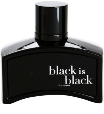 Nuparfums Black Is Black Eau de Toilette para homens 2