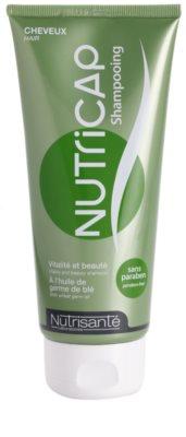 Nutrisanté Nutricap vitalizující šampon