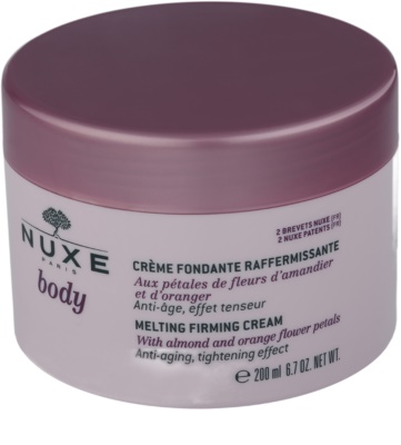 Nuxe Body Melting Firming Cream 1