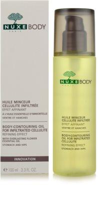 Nuxe Body festigendes Körperöl gegen Zellulitis 1