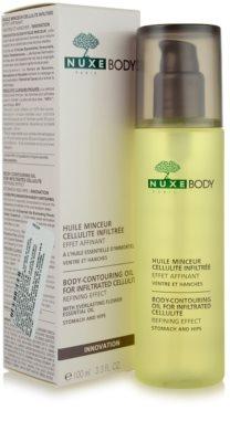 Nuxe Body festigendes Körperöl gegen Zellulitis 2