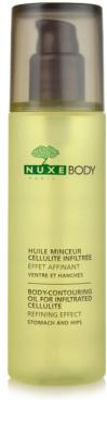Nuxe Body зміцнююча олійка для тіла проти розтяжок та целюліту