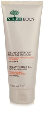Nuxe Body gel de ducha para todo tipo de pieles