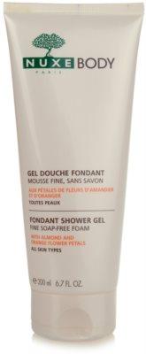 Nuxe Body sprchový gel pro všechny typy pokožky