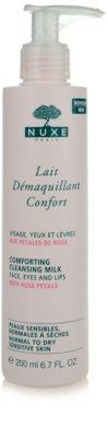 Nuxe Cleansers and Make-up Removers очищаюче молочко для нормальної та сухої шкіри