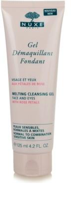Nuxe Cleansers and Make-up Removers gel de curatare pentru piele normala si mixta