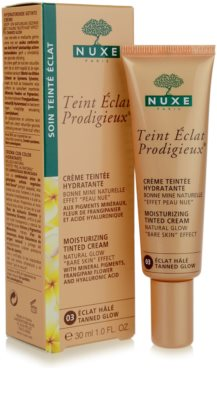 Nuxe Maquillage Prodigieux tonisierende hydratierende Creme 2
