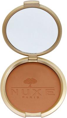 Nuxe Maquillage Prodigieux kompakter, bronzierender Puder Für Gesicht und Körper