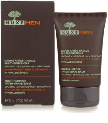 Nuxe Men успокояващ балсам след бръснене с хидратиращ ефект 1