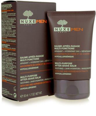 Nuxe Men nyugtató borotválkozás utáni balzsam hidratáló hatással 2