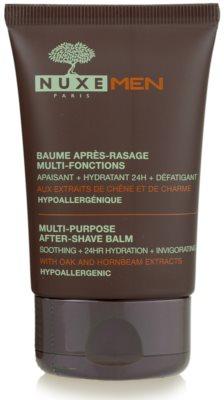 Nuxe Men nyugtató borotválkozás utáni balzsam hidratáló hatással
