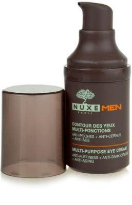 Nuxe Men przeciwzmarszczkowy krem pod oczy  przeciw obrzękom i cieniom 1