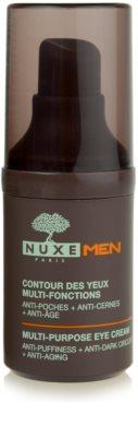 Nuxe Men crema antiarrugas contorno de ojos antibolsas y antiojeras