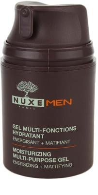 Nuxe Men gel hidratante para todos os tipos de pele 2