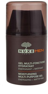 Nuxe Men hydratační gel pro všechny typy pleti