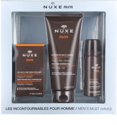 Nuxe Men kosmetická sada IX.