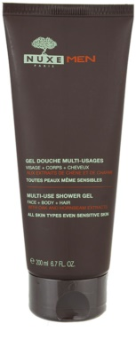 Nuxe Men sprchový gel pro všechny typy pokožky