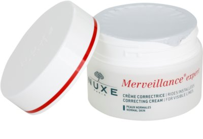 Nuxe Merveillance Anti-Falten Creme für Normalhaut 1