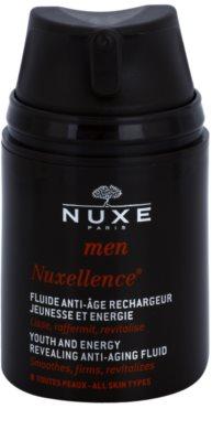 Nuxe Men Nuxellence energizující fluid proti stárnutí pleti 1
