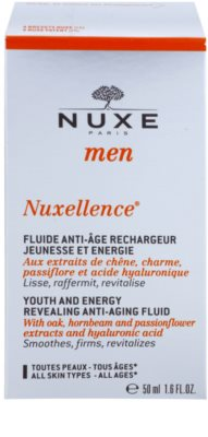 Nuxe Men Nuxellence energizující fluid proti stárnutí pleti 3
