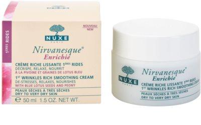 Nuxe Nirvanesque vyhladzujúci krém pre suchú až veľmi suchú pleť 1