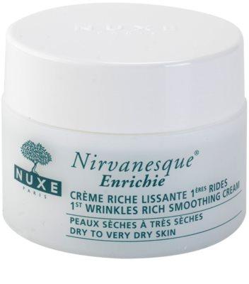 Nuxe Nirvanesque krem wygładzający do skóry suchej i bardzo suchej