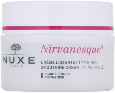 Nuxe Nirvanesque crema alisadora para pieles normales