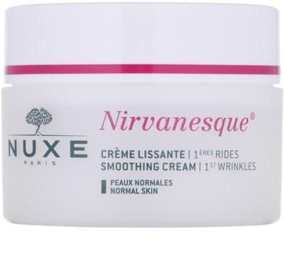 Nuxe Nirvanesque creme suavizante  para pele normal