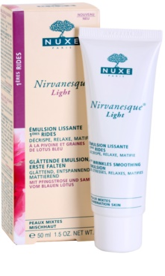 Nuxe Nirvanesque emulze na první vrásky pro smíšenou pleť 1