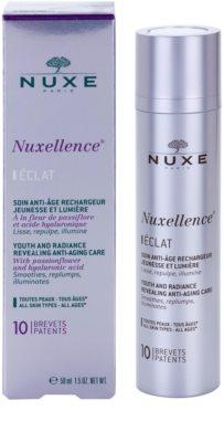 Nuxe Nuxellence rozjasňující péče proti stárnutí pleti 2